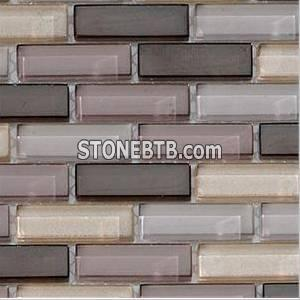 Glass Mosaic Tile (SSF1539)