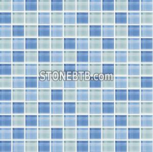 Glass Mosaic Tile (SSF23008)