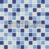 Glass Mosaic Tile (SSF23014)
