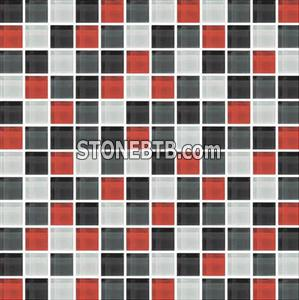 Crystal Glass Mosaic (8SF23023)