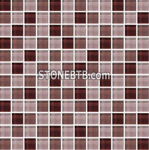 Crystal Glass Mosaic 8SF23016