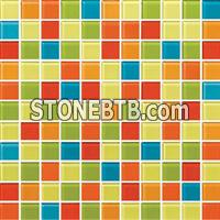 Crystal Glass Mosaic (SF1058)