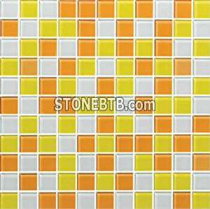 Crystal Glass Mosaic (SF1054)