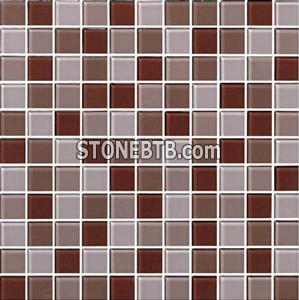 Crystal Glass Mosaic SF1051