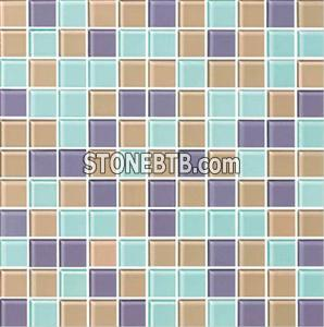 Crystal Glass Mosaic SF1050