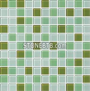 Crystal Glass Mosaic SF1032