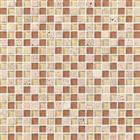 Crystal Mix Stone Mosaic Tile (SF15026)