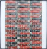 Arch Crystal Glass Mosaic Tile (SFQ6405)