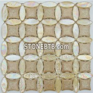 Crystal Mix Ceramic Mosaic Tiles (SS5004)