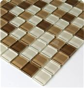Glass Mosaic Tile (SSF23030)