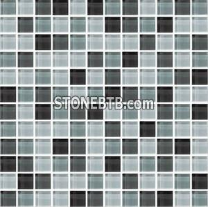 Crystal Glass Mosaic (8SF23012)