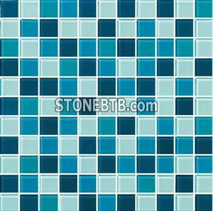 Crystal Glass Mosaic 8SF1026