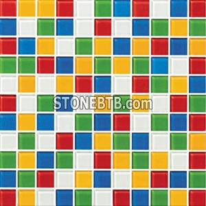 Crystal Glass Mosaic (8SF1086)