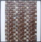 Arch Crystal Glass Mosaic Tile (SFQ6408)