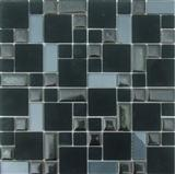 Crystal Mix Ceramic Mosaic Tiles (TSF4806)