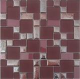 Crystal Mix Ceramic Mosaic Tiles (SAX4803)