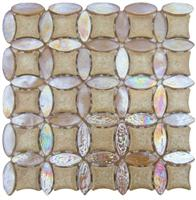 Crystal Mix Ceramic Mosaic Tiles (SS5010)