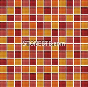 Crystal Glass Mosaic 8SF23018
