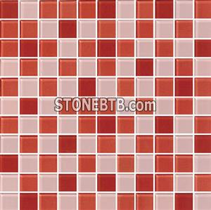 Crystal Glass Mosaic SF1013