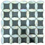 Crystal Mix Ceramic Mosaic Tiles (SS5009)