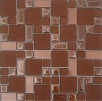Crystal Mix Ceramic Mosaic Tiles (SAX4804)