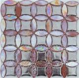 Crystal Mix Ceramic Mosaic Tiles (SS5005)