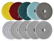 5 step wet polishing pads (DM 05)