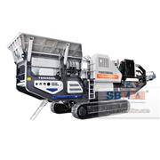 Hydraulic-driven Rrack Mobile Plant