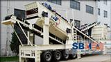 Portable Type Series Mobile Impact Crushing Plant