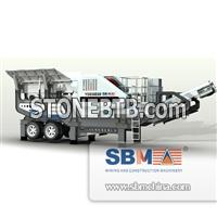 Portable Yype Series Mobile Jaw Crusher Plant