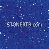Sliver Star Blue (Blue Marble, Bule Artificial Marble, Bule Man Made Marble)