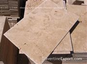 Light Travertine Antique Style