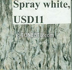 Spray White