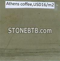 Athens coffee marble