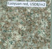 Luoyuan red granite