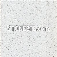 Crystal White Artificial Granite PX0045