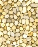 Artificial Cobble Stone Beige (LS405)