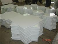 Full White Crystallite Glass Stone