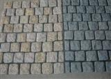 Blue granite paving stone
