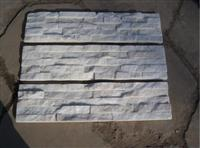 China natural white slate stone