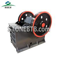 stone jaw crusher form china