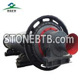 ball mill for grinding the ore