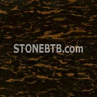 CM025 CHINESE BLACK MARBLE WITH GOLD