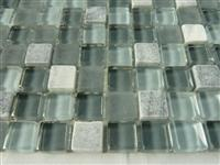 Sell glass and marble mosaic HT197 for only $30.8/SQM