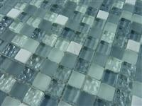 Sell glass and marble mosaic HT521 for only $30.8/SQM
