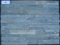 Green Culture Stone/Green Veneer Stone Panel/Green wall cladding