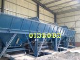 PLD series concrete block making machine
