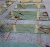 Green Onyx Laminated Tile