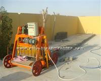 Concrete Block Making Machine02