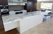 Callacatta Marble Honed Kitchen Top